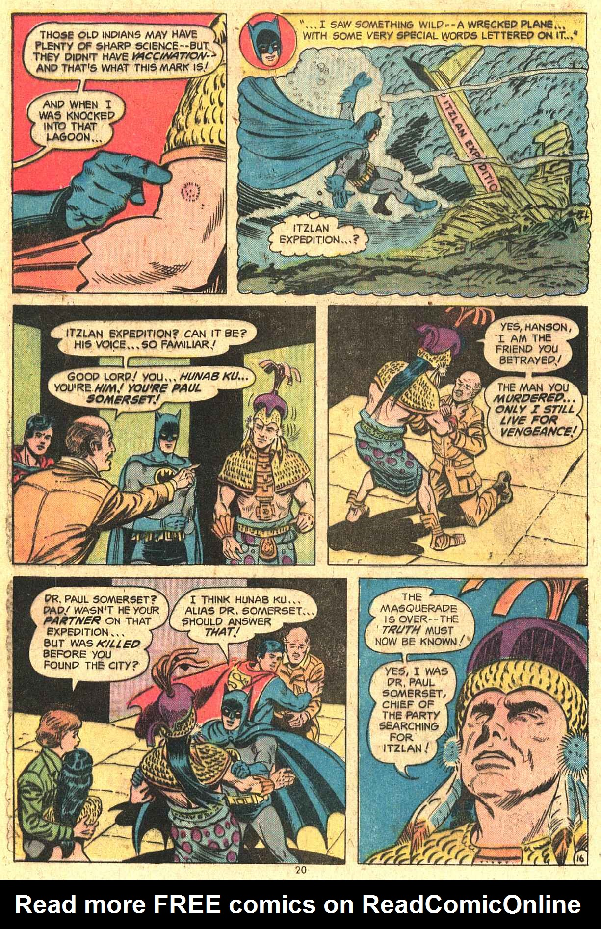 Read online World's Finest Comics comic -  Issue #230 - 19