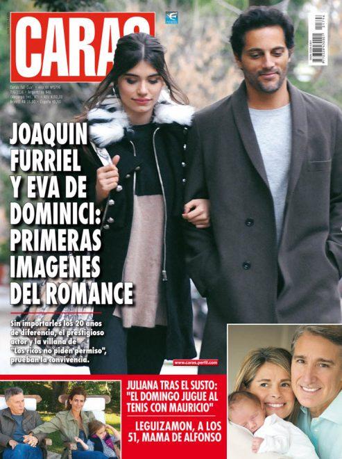 Joaquín Furriel y Eva De Dominici: romance confirmado