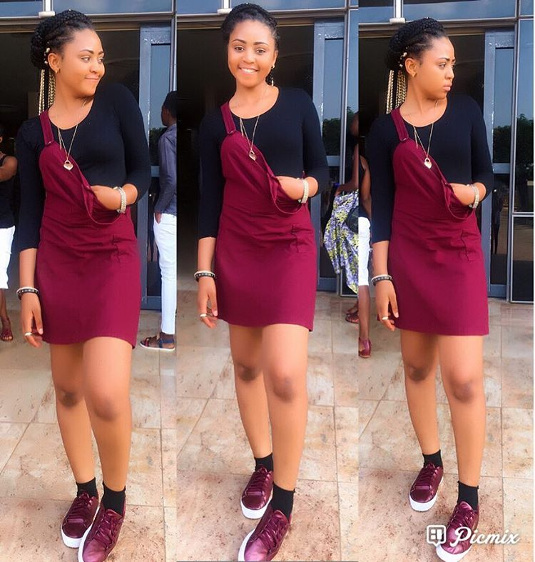 teen actress regina daniels and her mom step out in style