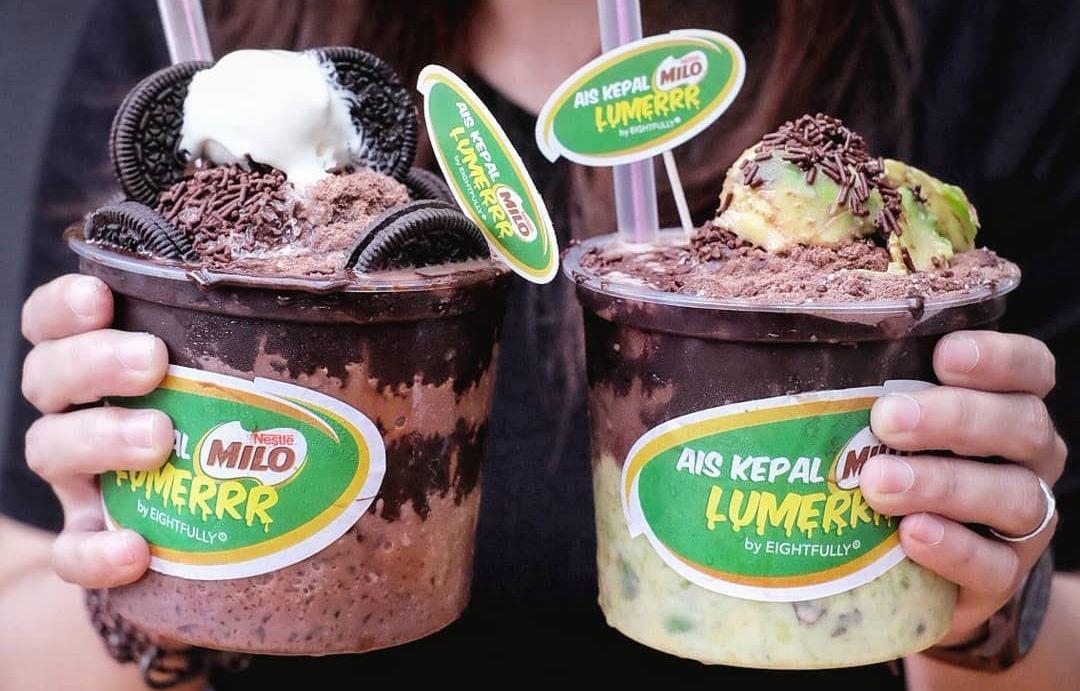 Resep Es Kepal Milo (instagram.com-foodnotestories)