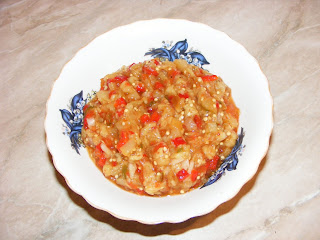 Salata de legume coapte retete culinare,