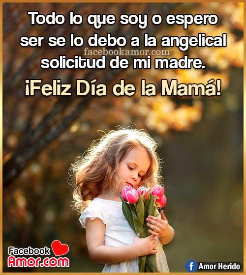 feliz día mama para ti