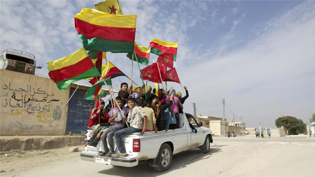 Syria Civil War: Kurds Declare Federal Region in North