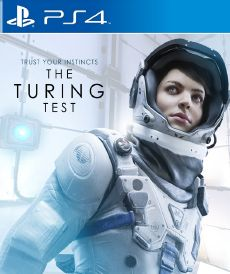 The Turing Test PS4 [PKG] Oyun İndir [Multi]