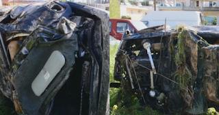 Ναύπλιο: Σκοτώθηκε σε φοβερό τροχαίο 20χρονη Κοπέλα – Ανατριχιαστικές Οι εικόνες μετά το δυστύχημα