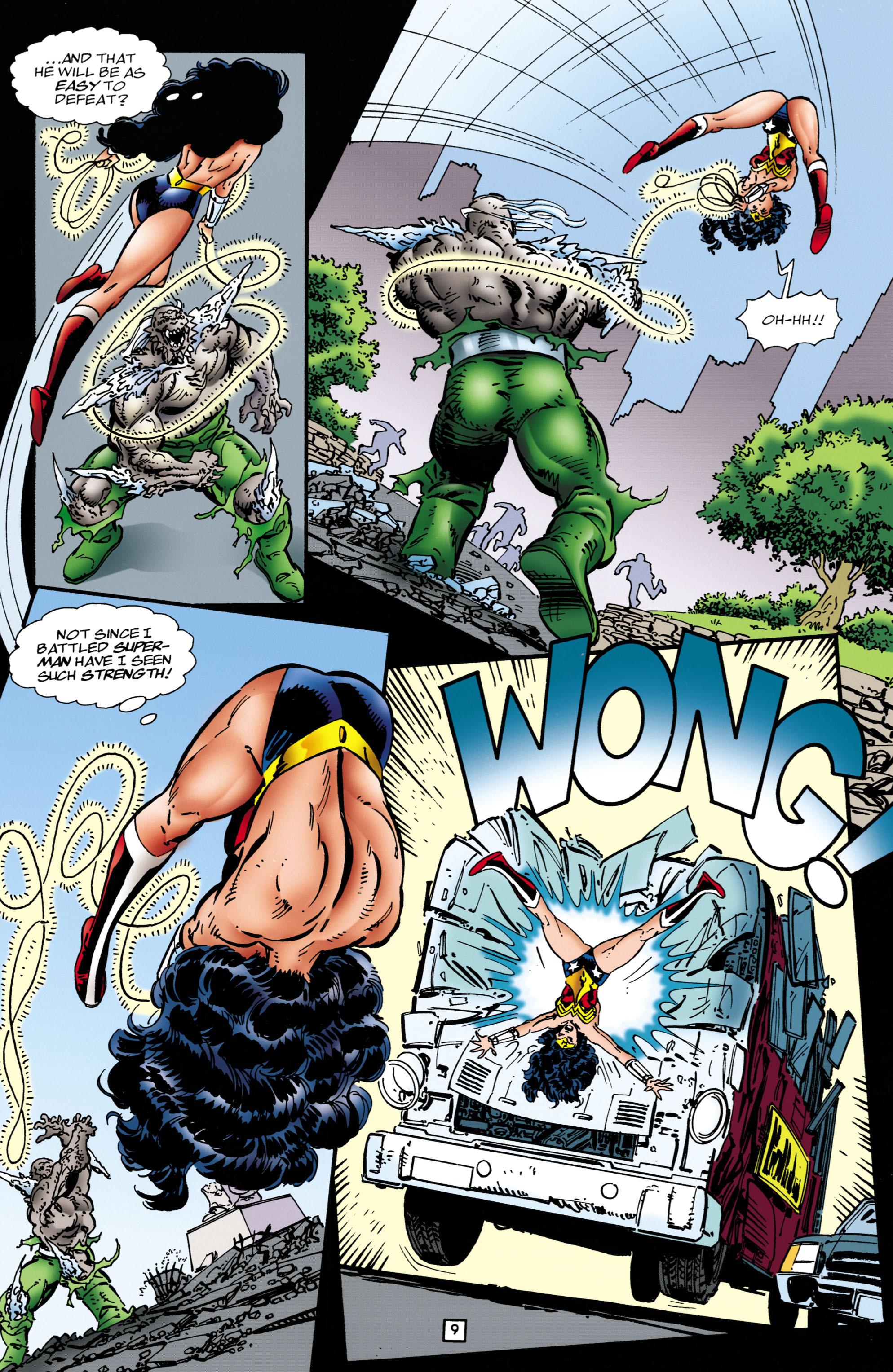 Read online Wonder Woman (1987) comic -  Issue #111 - 9