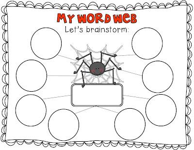 Susan Jones Teaching: Spider Word Families!