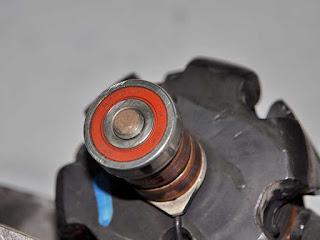 rodamiento-bearing NTN 6200LU alternador reconstruido-alternator rebuild Valeo 43619