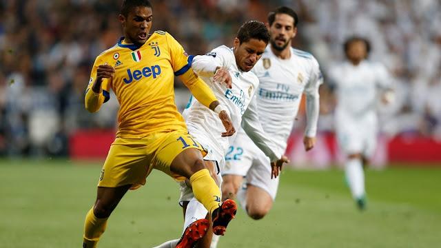 Cuplikan Gol Real Madrid 1-3 Juventus | Leg 2 Babak 8 Besar Liga Champions