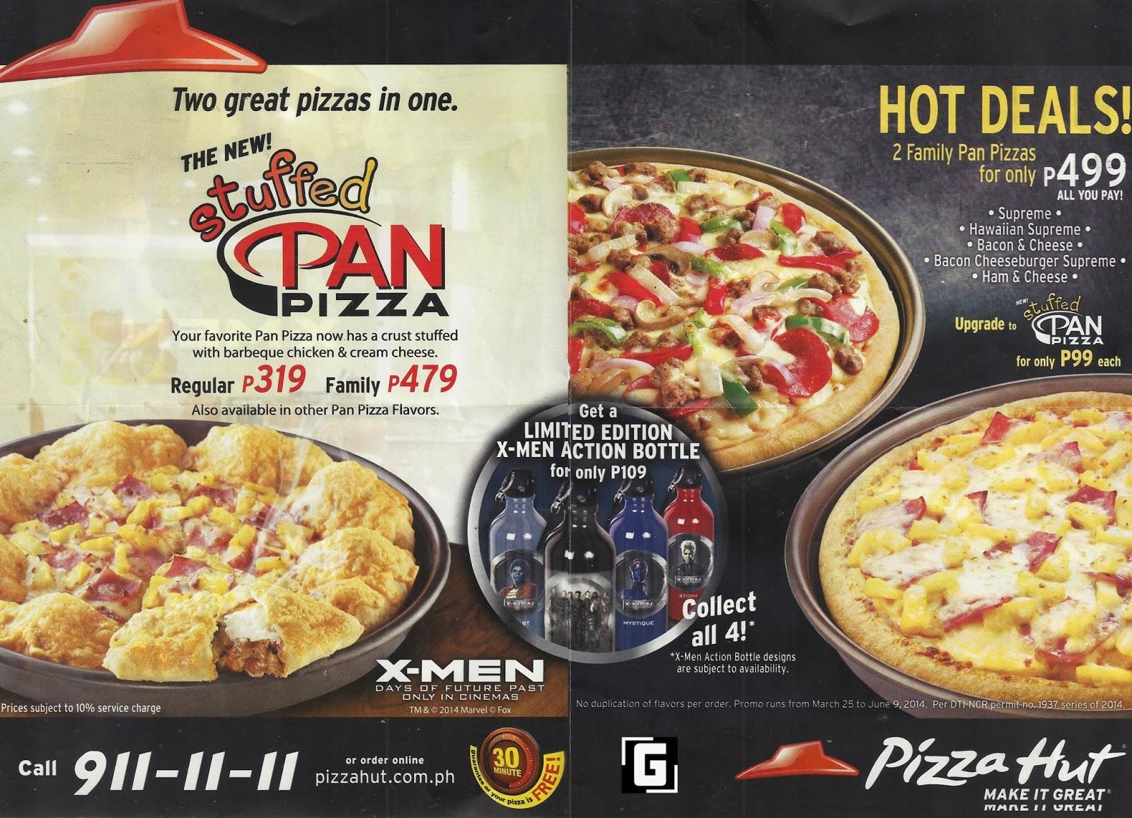 X Men Pizza 12