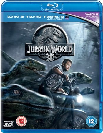 Jurassic World (2015) Dual Audio Hindi 480p BluRay x264 400MB ESubs Full Movie Download