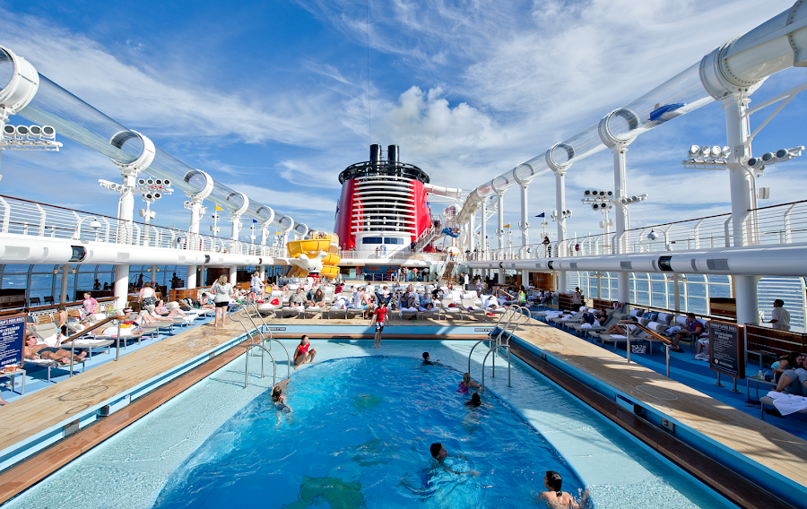 Crucero Disney Dream
