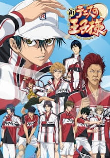 Shin Tennis no Ouji-sama (New Prince of Tennis)