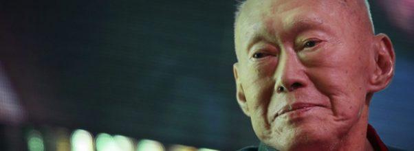 Lee Kuan Yew akan dimakamkan 29 Maret 2015