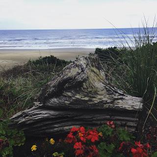 Newport Oregon Beach
