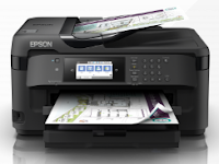 Epson WORKFORCE WF-7715DWF Drivers Download