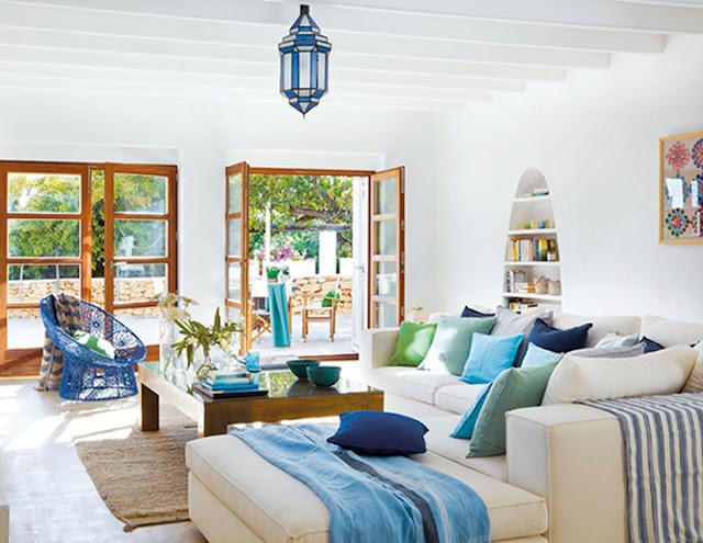Cómo decorar tu casa en verano-14