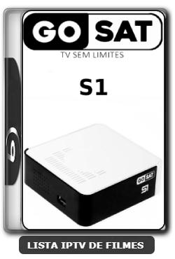 Gosat S1 Nova Atualização Satélite SKS Keys 61w ON V02.028 - 28/03/2020