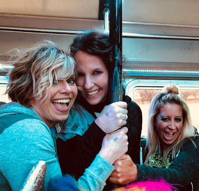 There is nothing safer and more fun than a party bus!