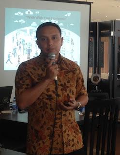 Direktur Digital Services XL, Ongki Kurniawan