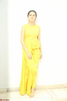 Taapsee Pannu looks mesmerizing in Yellow for her Telugu Movie Anando hma motion poster launch ~  Exclusive 101.JPG