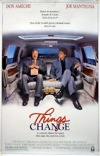 Las cosas cambian (1988) Comedia con Joe Mantegna
