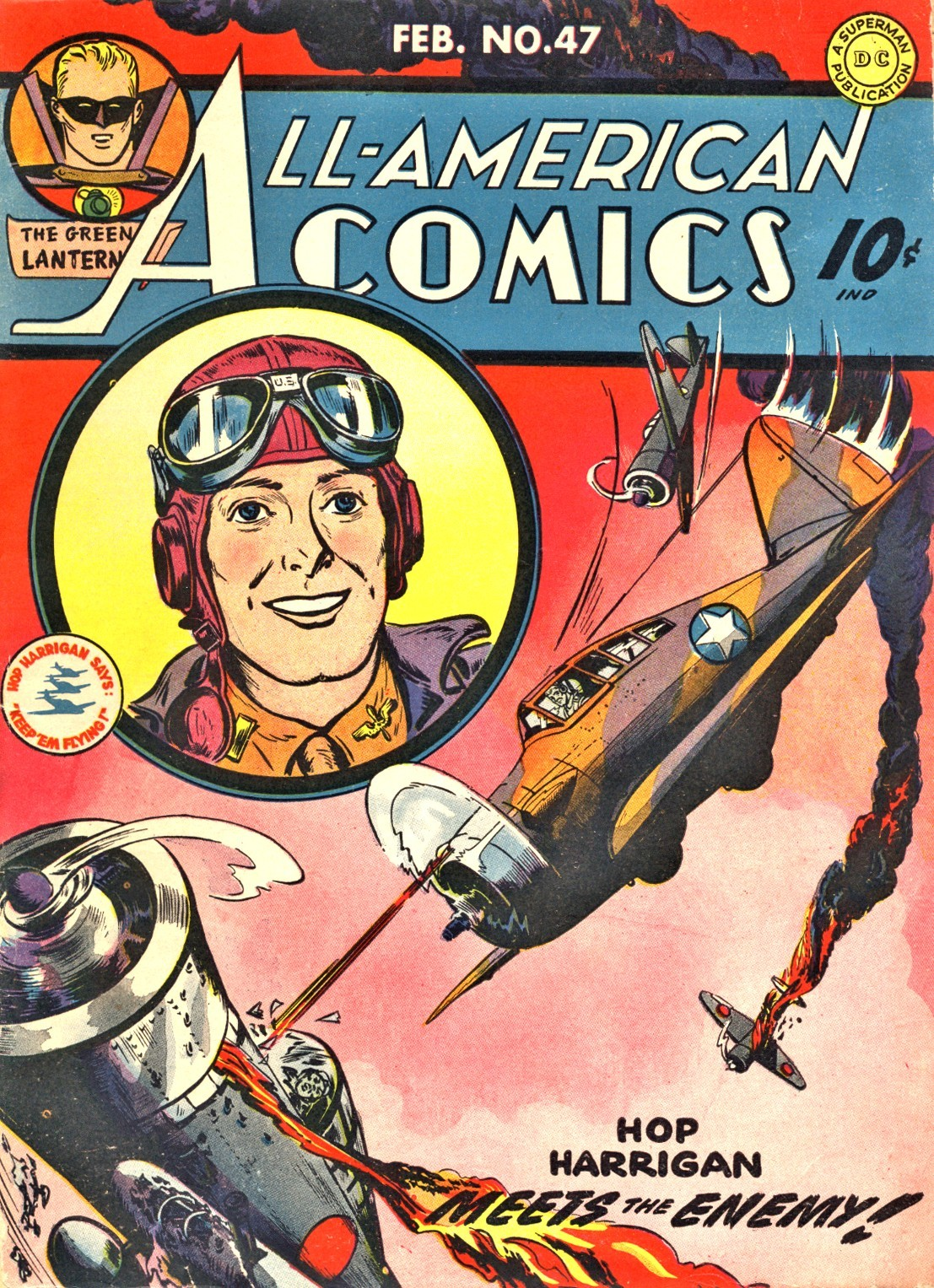 Read online All-American Comics (1939) comic -  Issue #47 - 1