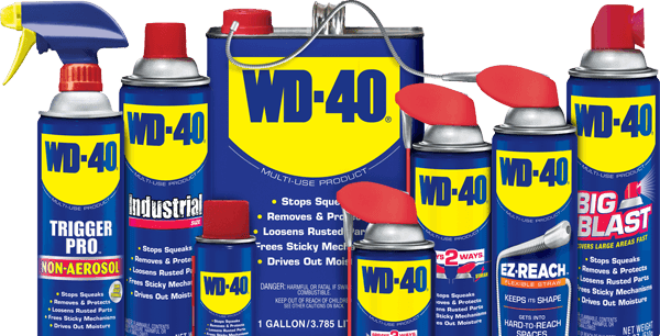 Fact dan mitos mengenai WD-40®