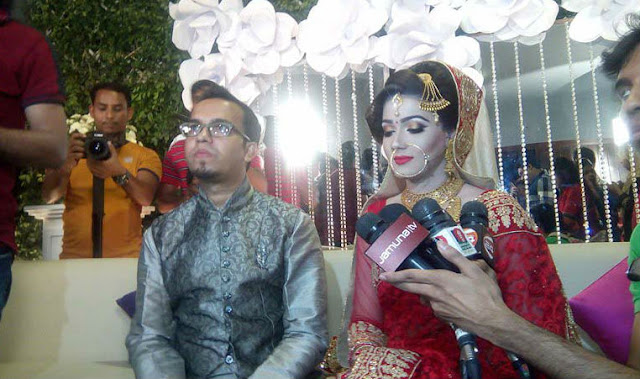 Mahiya mahi marriage