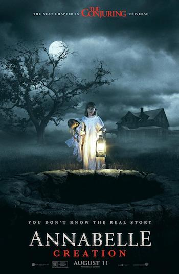 Annabelle Creation 2017 CAMRip Hindi Dubbed 750MB