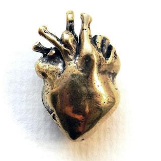 кулон человеческое сердце кулон сердце человека кулон анатомическое сердце купить