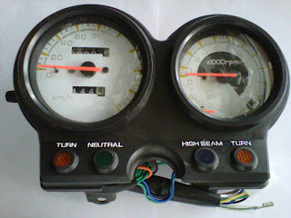 Spedometer Honda Tiger new