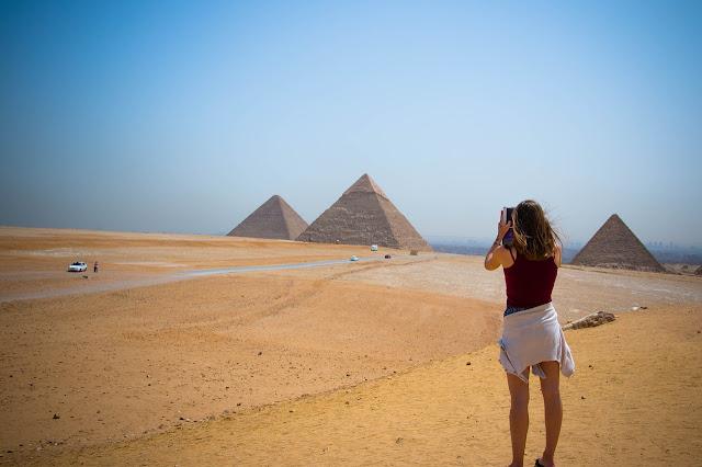 Egypt Gaza Pyramid