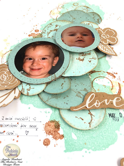Forever Babies by Angela Tombari for The Robin's Nest DT