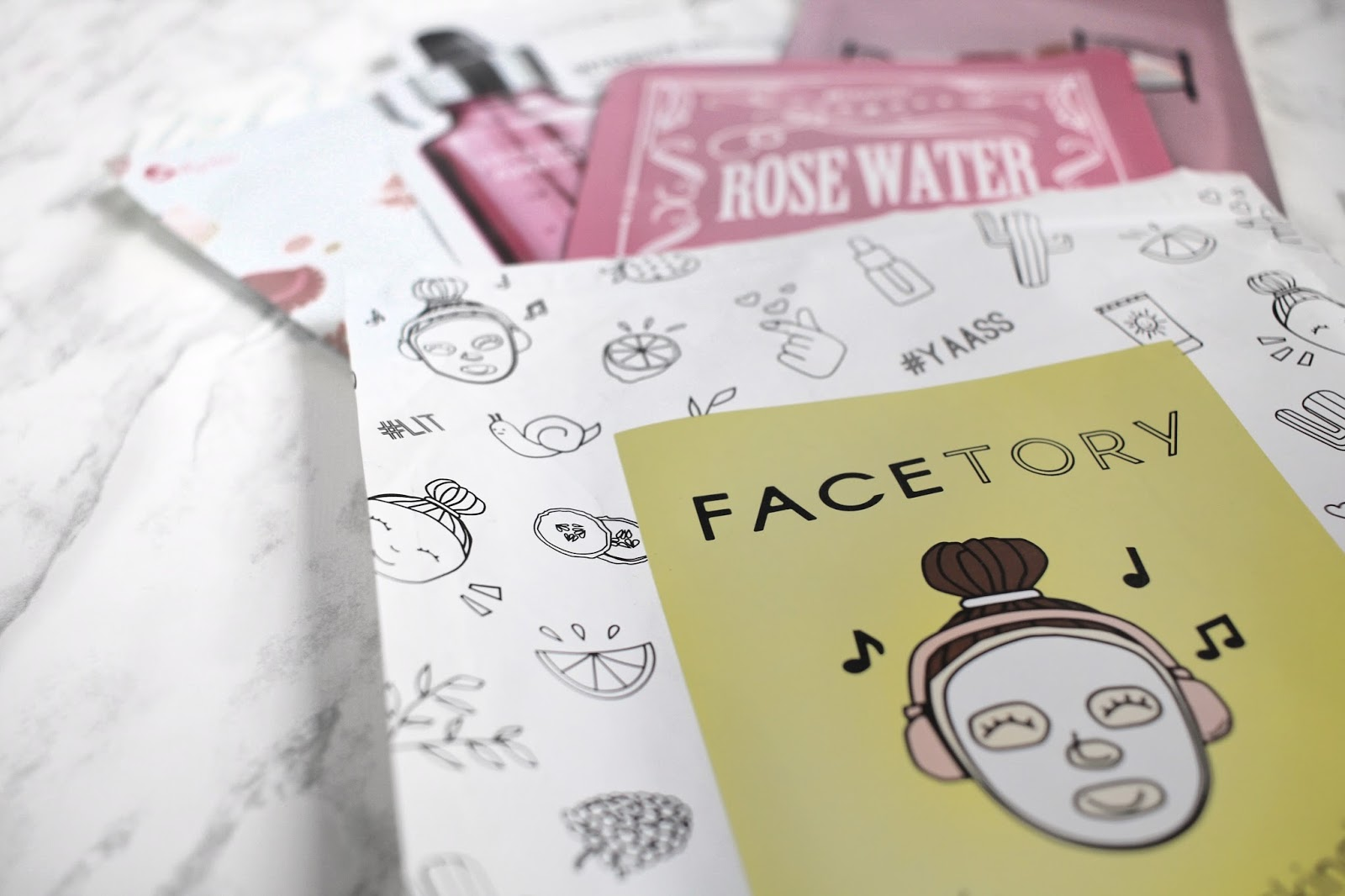 One For The Sheet Mask Addicts   FaceTory    The Glam Surge