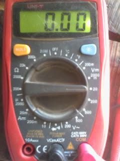 multimeter use
