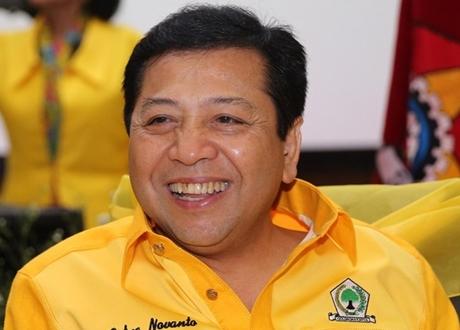 Dicopot Setya Novanto, Posisi Yorrys Digantikan Eko