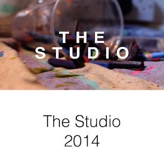 The Studio Exhibition Berriblue JTB Painting Pastels