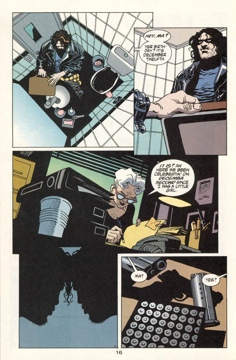 Read online 100 Bullets comic -  Issue #22 - 17