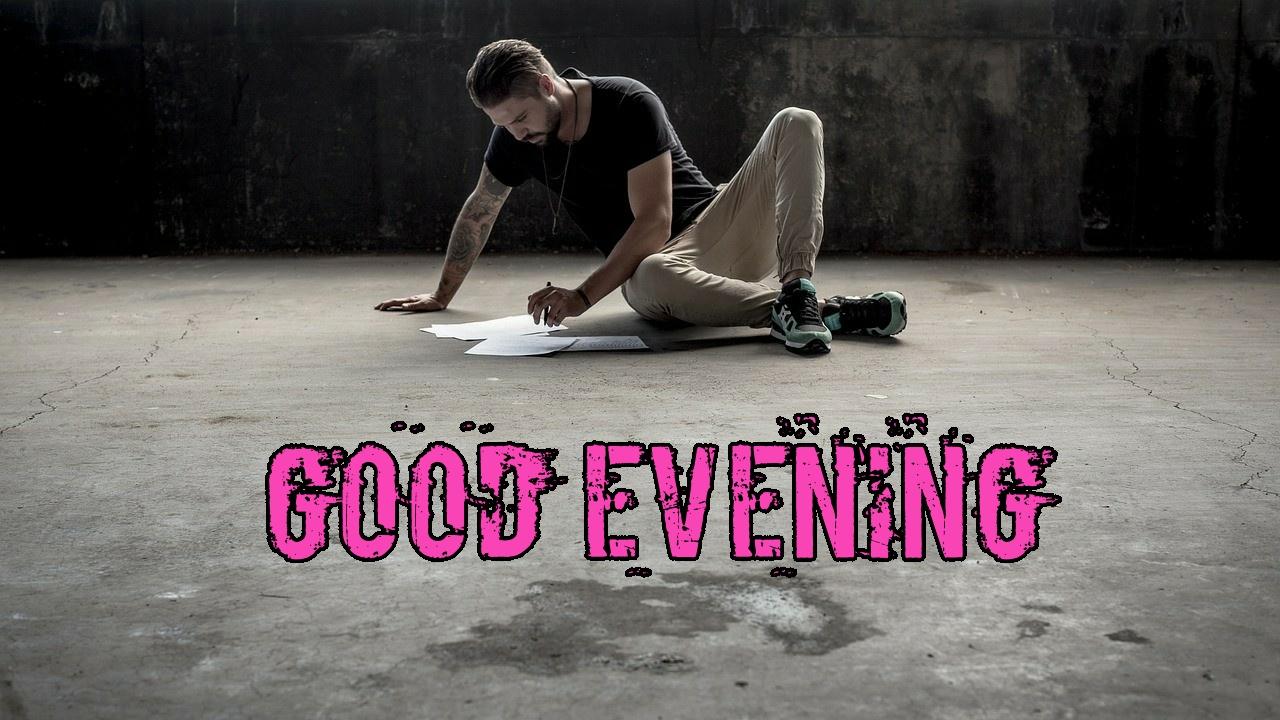 good evening gifs