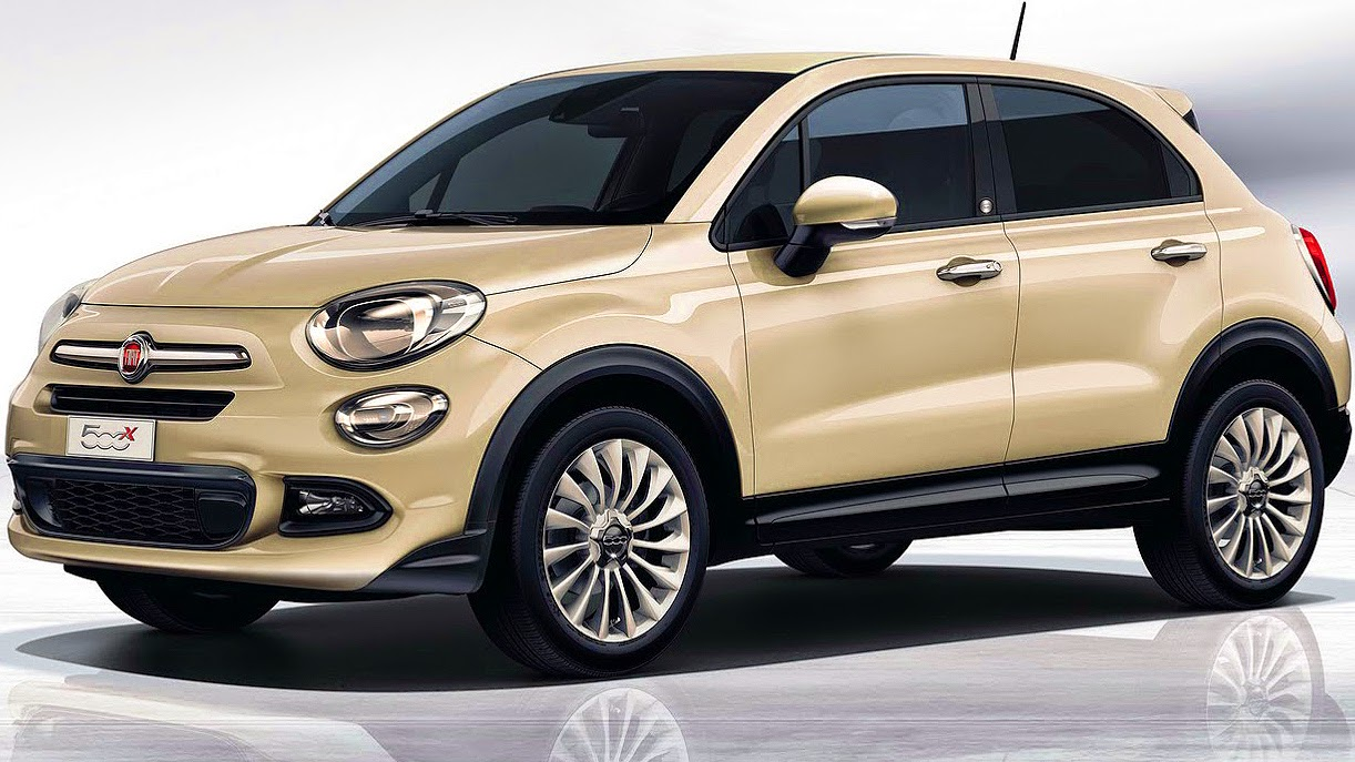 fiat 500x opening edition 2015 aro 18 120 cv 140 cv carwp. Black Bedroom Furniture Sets. Home Design Ideas