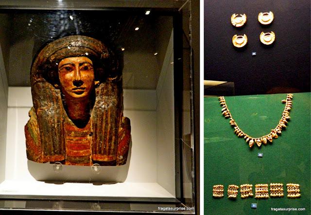 Peças da Coleção Egípcia do Museu de Arqueologia de Lisboa