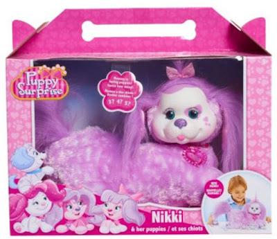 Nikki Puppy Surprise