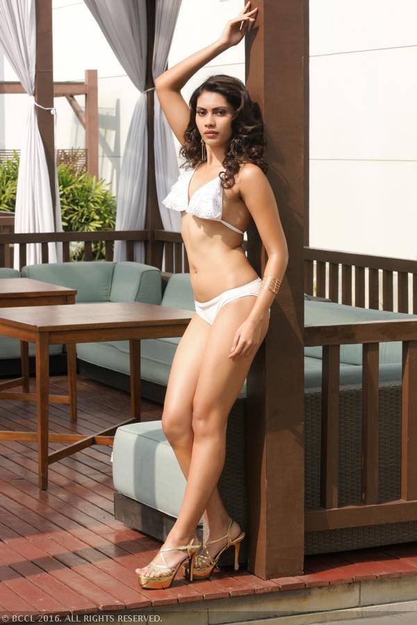 Miss India Kolkata Bikini shoot