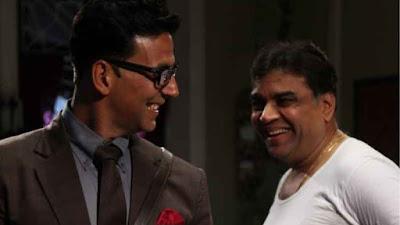 फिल्म ओएमजी में परेश रावल और अक्षय कुमार