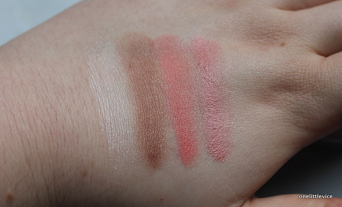 one little vice beauty blog: lip2cheek smile and lip shine honest