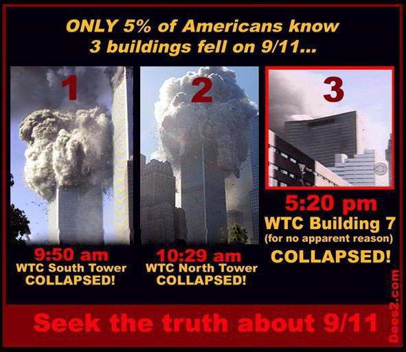 Real Facts of WTC Tragedy 9/11 is a conspiracy! ~ Distruber