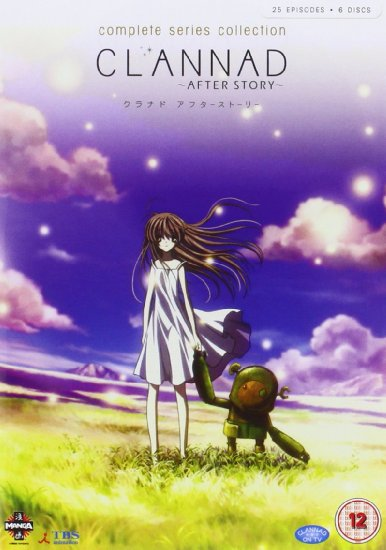CLANNAD ~AFTER STORY~ [25/25] [SUB ESP] [MEGA]