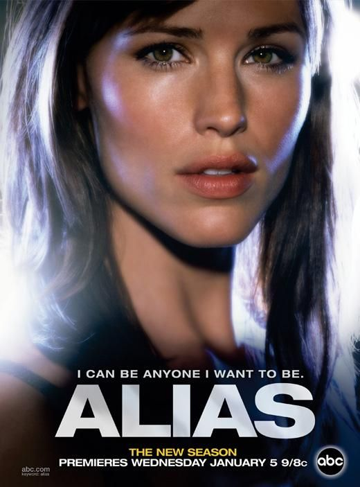 Alias TV poster