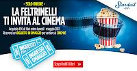 Promozioni: LaFeltrinelli ti regala un ingresso omaggio al cinema tra il 26 aprile e il 1° maggio 2017